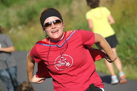 Kno race runner