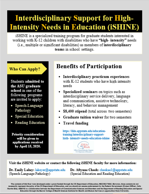 iSHINE Colored Flyer