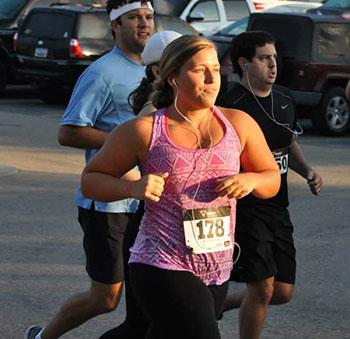 Half Marathon Mile 1