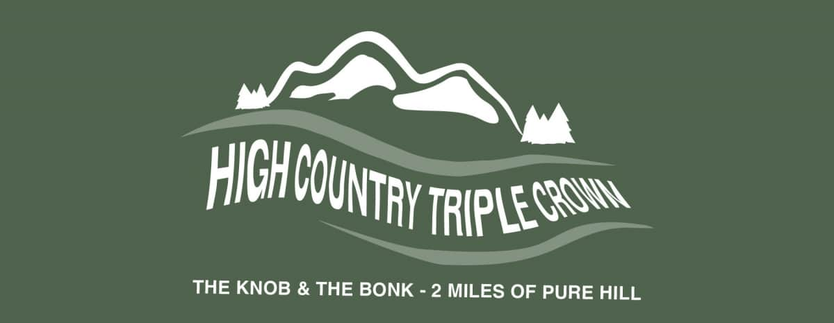 The Knob and the Bonk - 2 miles of pure hill