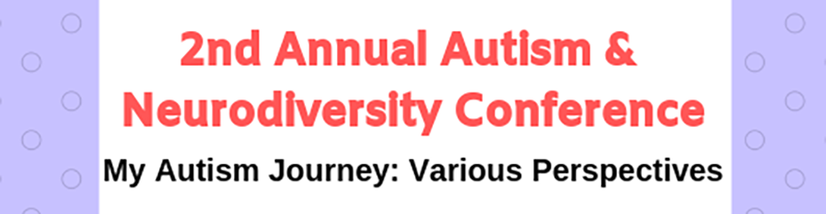 HANd Conference: My Autism Journey