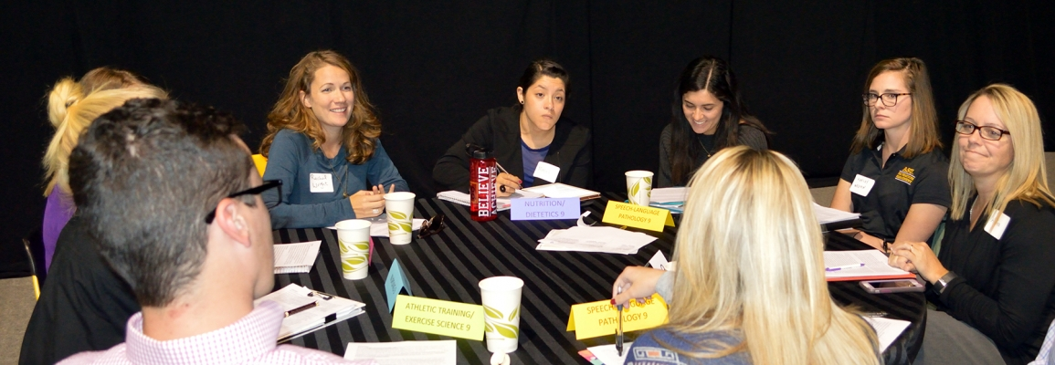 Fall 2016 IPE event participants